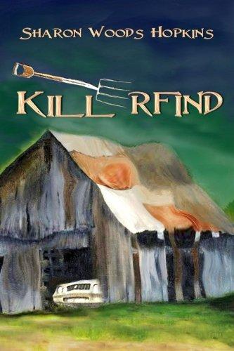 Book: Killerfind by Sharon Woods Hopkins