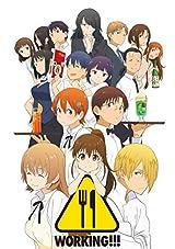 「WORKING!!!」最終回スペシャル収録BD/DVDのCMムービー