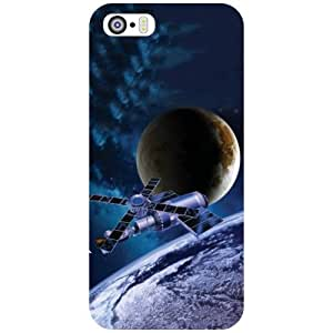 Apple iPhone 5S - Fun With Telescope Matte Finish Phone Cover