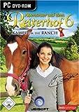 Abenteuer auf dem Reiterhof 6 Kampf um die Ranch