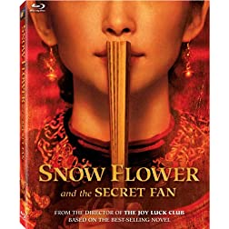 Snow Flower and the Secret Fan [Blu-ray]