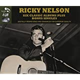 6 Classic Albums Plus [Audio CD] Ricky Nelson