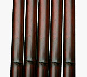 Green floral crafts bamboo poles 6 39 by 1 for Where to buy bamboo sticks for crafts