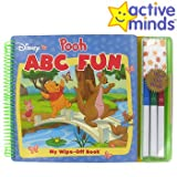 ACTIVE MINDS - DISNEY POOH ABC FUN WIPE-OFF BOOK - 785397507 ( Toys & Games - Childrens Books )
