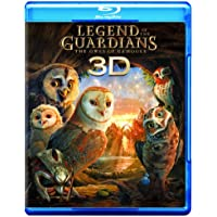 Legend of the Guardians-Owls of Ga'hoole in 3D on Blu-ray