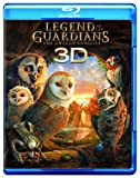 Legend of the Guardians-Owls of Gahoole (Two-Disc Blu-ray 3D / Blu-ray Combo)