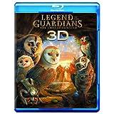 Legend of the Guardians-Owls of Ga'hoole (Two-Disc Blu-ray 3D / Blu-ray Combo) ~ Jim Sturgess