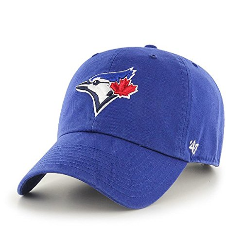 MLB Toronto Blue Jays '47 Clean Up Adjustable Hat, Royal, One Size (Toronto Cap compare prices)