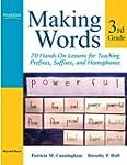 Making Words Third Grade: 70 Hands-On...