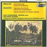 Kohon Quartet Piano Concerto