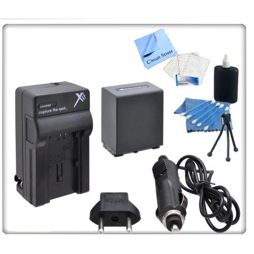 High Capacity (5900 Mah) Sony Fv100 Replacement Battery & Charger Kit For Sony Cx110, Cx130, Cx150, Cx160, Cx210, Cx260V, Cx170, Cx190, Cx200, Cx300, Cx370, Cx370V, Cx350, Cx350V, Cx550, Cx550V, Cx560, Cx560V, Cx580, Cx580V, Cx700, Cx700V, Cx760, Cx760V,