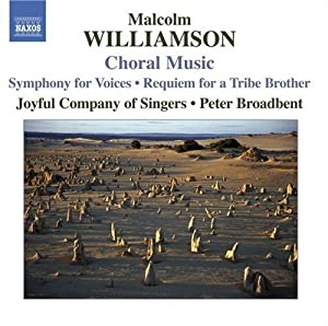 Williamson - Choral Works from Naxos