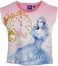 Character Girls39 Cinderella Short Sleeve T-shirt