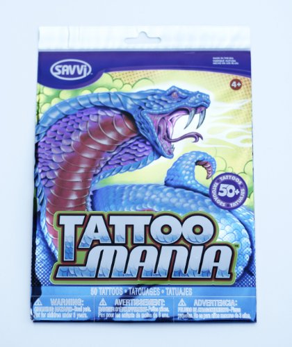 R Ideas Temporary Tattos, Tattoo Mania, Tattoo Mania