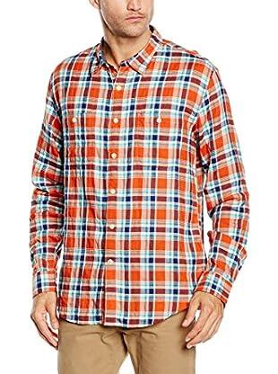 Dockers Camisa Hombre Alpha (Multicolor)