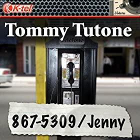 Amazon.com: 867-5309 / Jenny: Tommy Tutone: MP3 Downloads