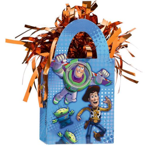 Toy Story Mini Tote Balloon Weight - 5.5 In. x 3 In. Each [Toy] [Toy]