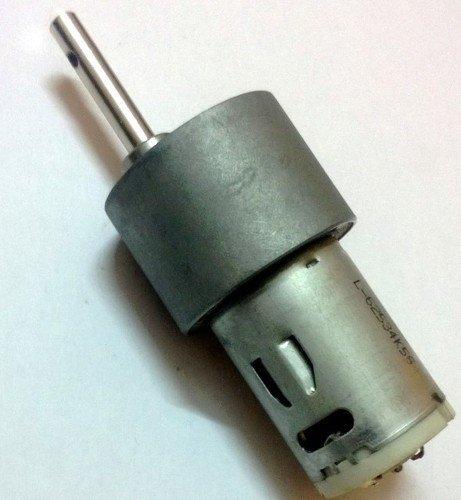 Johnson Geared Motor 300 RPM 12v dc gear for robotics