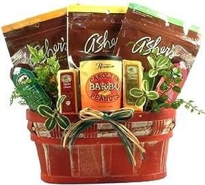 Gift Basket Village Healthy Living Sugar Free Candies Gift Basket from Gift Basket Village