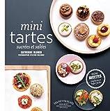 bookshop cuisine  Mini tartes : Sucrées et salées   because we all love reading blogs about life in France