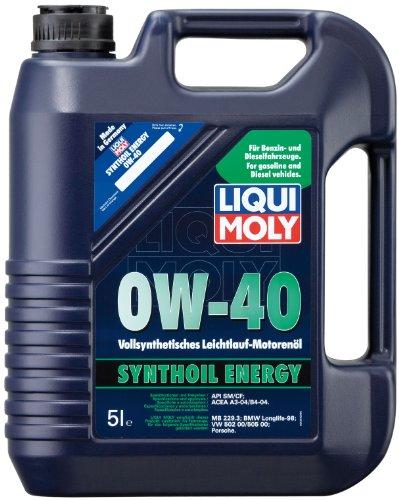 Liqui Moly SynthÖl Motoröl Motorenöl Öl 0