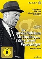 Die unsterblichen Methoden des Franz Josef Wanninger - Box 5 - Folgen 13-24