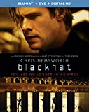 Blackhat (Blu-ray + DVD + DIGITAL HD with UltraViolet)