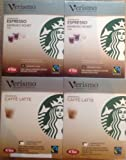 48 X Starbucks Verismo Coffee Pods