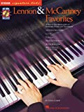 Lennon & McCartney Favorites: Keyboard Signature Licks (0634032518) by Lowry, Todd