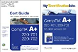 img - for myITcertificationlabs: CompTIA A+ by Mark Soper, Scott Mueller and David Prowse CompTIA A+ Cert Guide Bundle book / textbook / text book