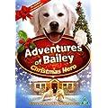 Adventures Of Bailey - Christmas Hero [DVD]