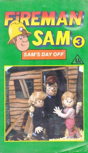 Fireman Sam 3 Sam S Day Off Vhs At Shop Ireland
