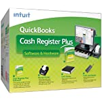 QuickBooks Cash Register Plus Software & Hardware 2010