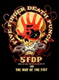 FIVE FINGER DEATH PUNCH FIVE FINGER DEATH PUNCH RÃCKENAUFNÃHER / BACKPATCH #2 THE WAY OF THE FIST