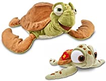 Disney Store Finding Nemo Doll Gift Set Featuring 20