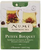 Numi Tea Petite Bouquet - Assorted Flowering Teas, 4-Count Box (Pack of 12)
