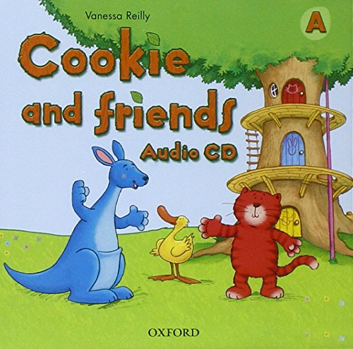 Cookie and Friends: A: Class Audio CD