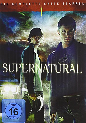 Supernatural - Staffel 1 [Alemania] [DVD]