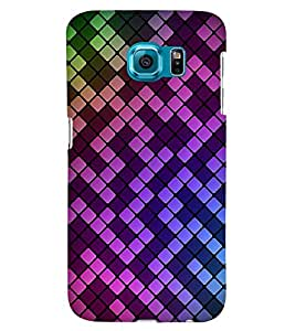 printtech 3D Pattern Back Case Cover for Samsung Galaxy S6::Samsung Galaxy S6 G920