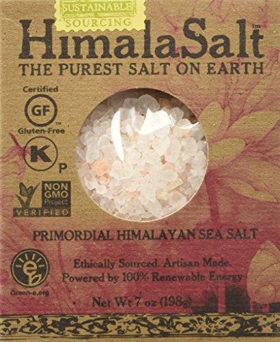 Himala Salt Primordial Himalayan Sea Salt, Salt Grinder Refill, 7 Ounce (Himalayan Salt Refill compare prices)