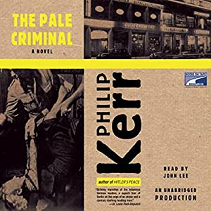 The Pale Criminal Audiobook
