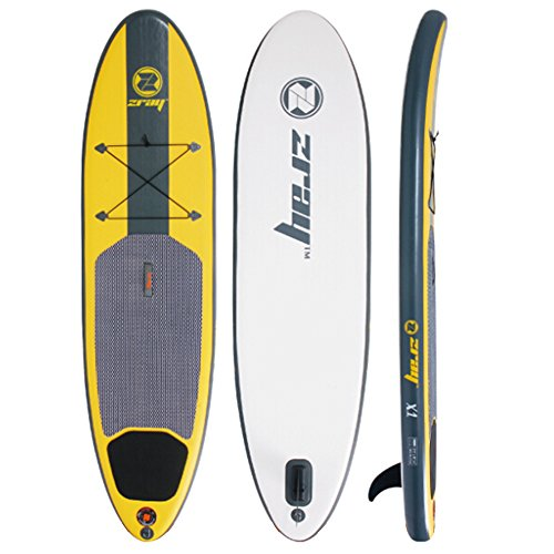 Zray-Paddle-Board-99-Inflatable-SUP-Package-Board-Pump-Paddle-and-Backpack-bag-6-Thickness