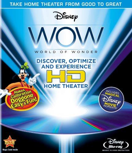 Disney Wow: World Of Wonder (Single-Disc Blu-Ray)