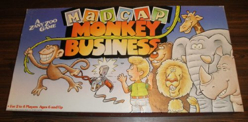 Madcap Monkey Business Game (Monkey Business Game compare prices)