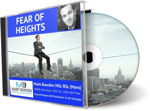 Overcome Fear Of Heights Hypnosis Cd - Effective Hypnotherapy Recording To Get Over Your Phobia!