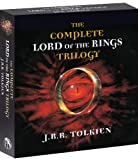 J R R Tolkien The Complete Lord of the Rings Trilogy
