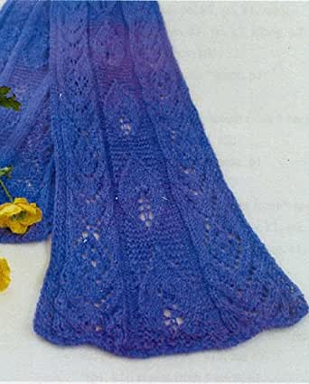 Melody Lavender Passion Scarf (P-MS28-01)