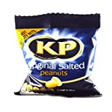Kp Salted Peanuts 300g