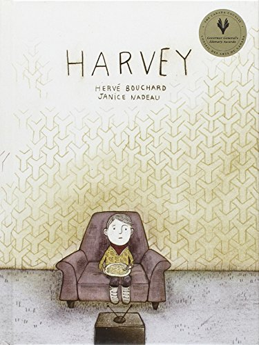 Harvey: How I Became Invisible