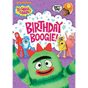Yo Gabba Gabba!: Birthday Boogie movie